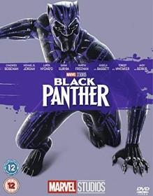 Black Panther (DVD) (UK)