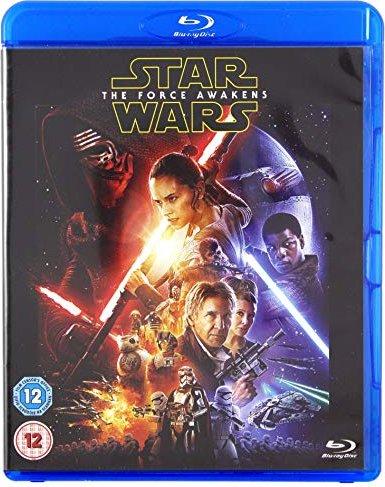 Star Wars Episode 7 The Force Awakens Blu Ray Uk Ab 570