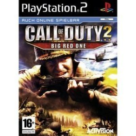 Call of Duty 2 - Big Red One (PS2)