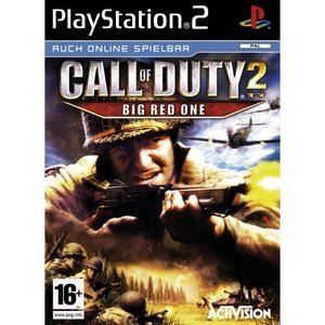 Call of Duty 2 - Big Red One (deutsch) (PS2)
