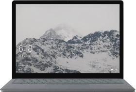 Microsoft Surface Laptop Platin, Core i7-7660U, 8GB RAM, 256GB SSD (DAJ-00004/DAK-00004/HSU-00040)
