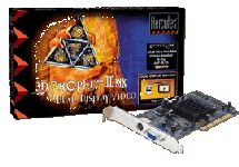 Guillemot / Hercules 3D Prophet II MX Dual Display Video, GeForce2 MX, 32MB, AGP, retail