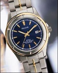 Pulsar PF6014X (Titanuhr)