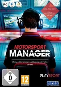 Motorsport Manager (Download) (PC)