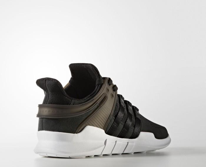 Adidas Eqt Whitecp9557 Blackcore Support Core Adv Blackfootwear WDEH29I