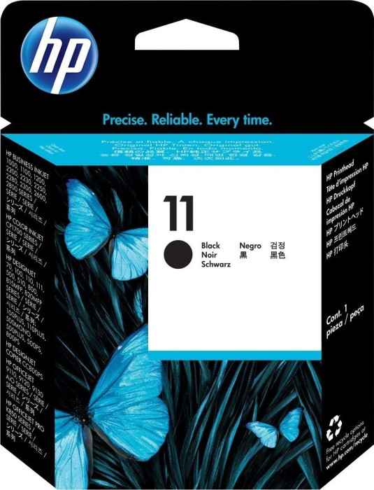 HP Printhead Nr 11 black (C4810A)