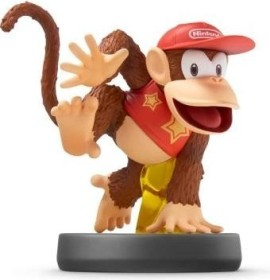 Nintendo amiibo Figur Super Smash Bros. Collection Diddy Kong (Switch/WiiU/3DS)