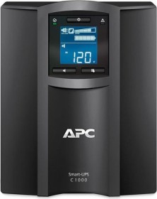 APC Smart-UPS C 1000VA SmartConnect, USB/seriell (SMC1000IC)