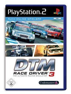 DTM Race Driver 3 (deutsch) (PS2)
