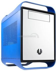 BitFenix Prodigy Polar blau/weiß, Mini-ITX