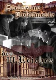 Steinerne Dokumente des III. Reiches Vol. 1 (DVD)