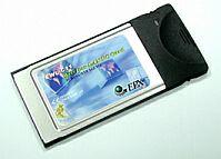 EPoX wireless LAN PC Card (EWL-C11)