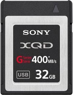 Sony G-Series R400/W350 XQD Card 32GB (QD-G32A)