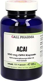 Acai 350mg GPH capsules, 120 pieces
