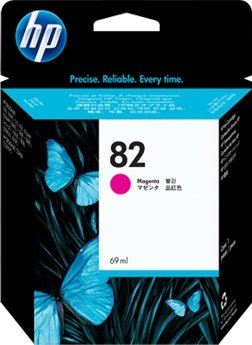 HP 82 Tinte magenta 69ml (C4912A)