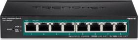 TRENDnet TPE-TG desktop Gigabit Smart switch, 8x RJ-45, 64W PoE+ (TPE-TG82ES)