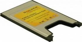 DeLOCK CompactFlash single-slot-Card Readers, PCMCIA (91051)