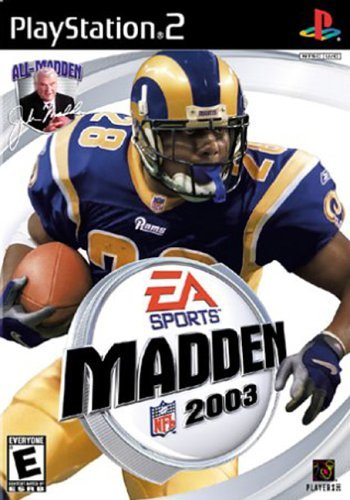 EA Sports Madden NFL 2003 (deutsch) (PS2) -- via Amazon Partnerprogramm