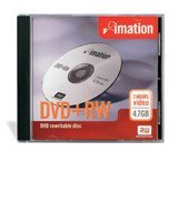 Imation DVD+RW 4.7GB, 100er-Pack