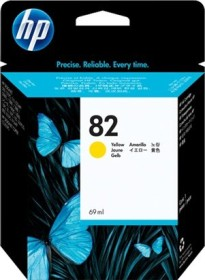 HP ink 82 yellow 69ml (C4913A)