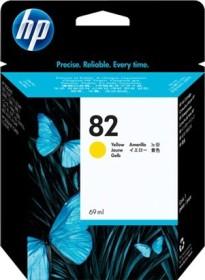 HP Tinte 82 gelb 69ml (C4913A)