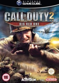 Call of Duty 2 - Big Red One (GC)