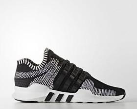 adidas EQT support ADV Primeknit core black/core black/footwear white (BY9390)