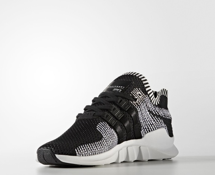 best service 997d9 1d085 adidas EQT support ADV Primeknit core blackcore blackfootwear white  (BY9390)