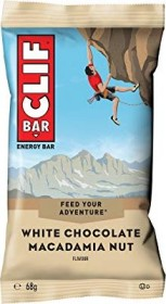 Clif Bar Energy Bar White Chocolate Macadamia Nut 816g (12x 68g)