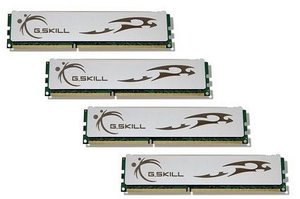 G.Skill ECO DIMM Kit 8GB, DDR3L-1333, CL9-9-9-24 (F3-10666CL9Q-8GBECO)