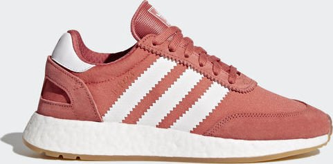best sneakers 8f88c 7b003 adidas Originals I-5923 orange trace scarlet footwear white gum (ladies