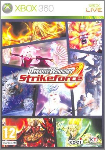 Dynasty Warriors - Strikeforce (deutsch) (Xbox 360) -- via Amazon Partnerprogramm