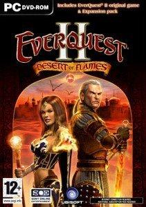 EverQuest 2 & Desert of Flames (Add-on) (MMOG) (German) (PC)