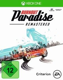 Burnout Paradise: Remastered (Download) (Xbox One)