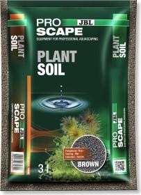 JBL Pro Scape Plant Soil Brown Süßwasser-Aquarien Bodengrund für Aquascaping, 3l (6708000)