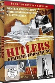 Das Okkulte im 3. Reich/Hitlers geheime Waffen (DVD)