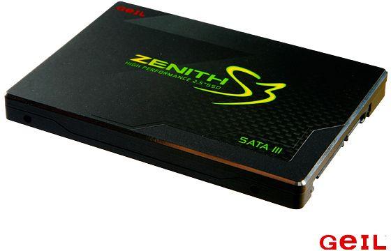 GeIL Zenith S3 240GB, SATA (GZ25S3-240G)