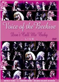Voice of the Beehive - Don't Call me Baby (DVD)
