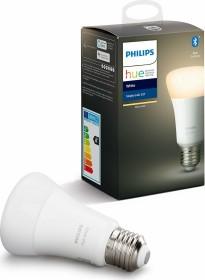 Philips Hue White Single LED-Bulb E27 9W/827 (785317-00)