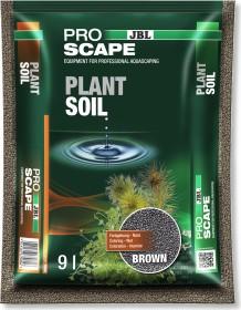JBL Pro Scape Plant Soil Brown Süßwasser-Aquarien Bodengrund für Aquascaping, 9l (6708100)