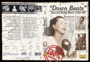 Down Beats - Jazz and Swing Music of the 40's Vol. 1