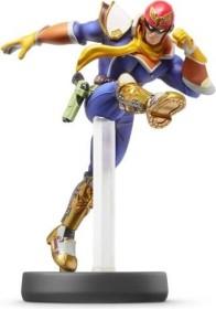 Nintendo amiibo Figur Super Smash Bros. Collection Captain Falcon (Switch/WiiU/3DS)
