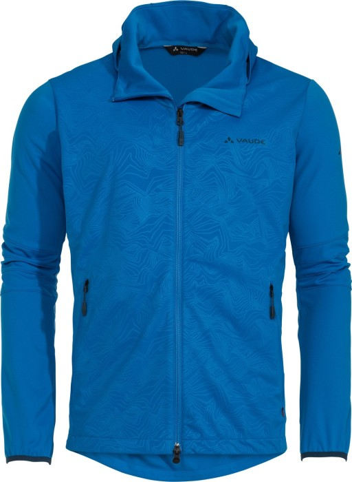 VauDe Croz Softshell Jacke radiate blue (Herren) (41420-946)
