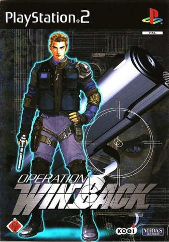 Operation Winback (niemiecki) (PS2) -- via Amazon Partnerprogramm
