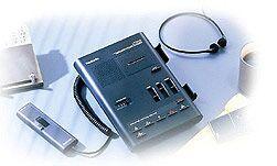 Olympus DT-1000 D system nagrywania głosu analogowy (055349)