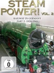 Bahn: Steam Power (verschiedene Filme) (DVD)