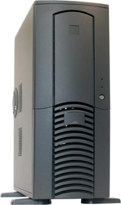 Chieftec Dragon DX-01BD-U schwarz, 400W ATX