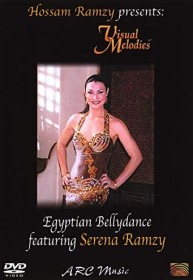 Visual Melodies - Egyptian Bellydance (DVD)