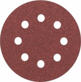 Bosch random orbit sander sheet C430 Expert for Wood and Paint 115mm K80, 5-pack (2608605105)
