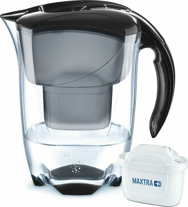 Brita Elemaris Cool water filter jug black -- via Amazon Partnerprogramm